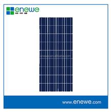 130w polycrystalline high quality best pv solar panel