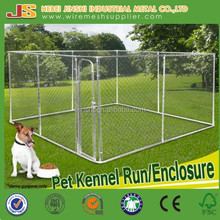 4x4x1.83m Large outdoor chain link dog kennels & dog cages & dog runs dog fence panel