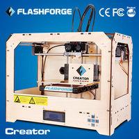 Multifunction 3D Flatbed Garment Printing Machine