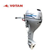 18 Years Manufacture Experiences for Votan 4-stroke 15HP Outboard Motor Boat Motors