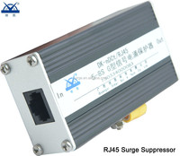 Gigabit Ethernet 1~8 lines Protection RJ45 Network Lightning Surge Protector