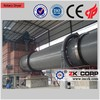 Environmental rotary dryer in calcination process with high quality