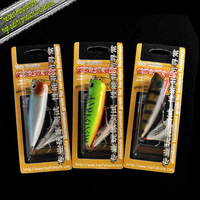2014 Hot-selling,8colors Fishing bait big size 80mm 15g popper fishing lures fishing tackle free shipping