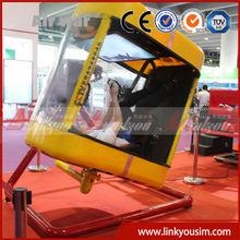 flight simulator cockpit flight simulator for sale motion simulator driving cockpit