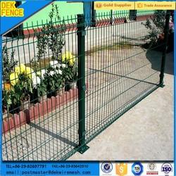 Decorative metal edging outdoor vegetable garden