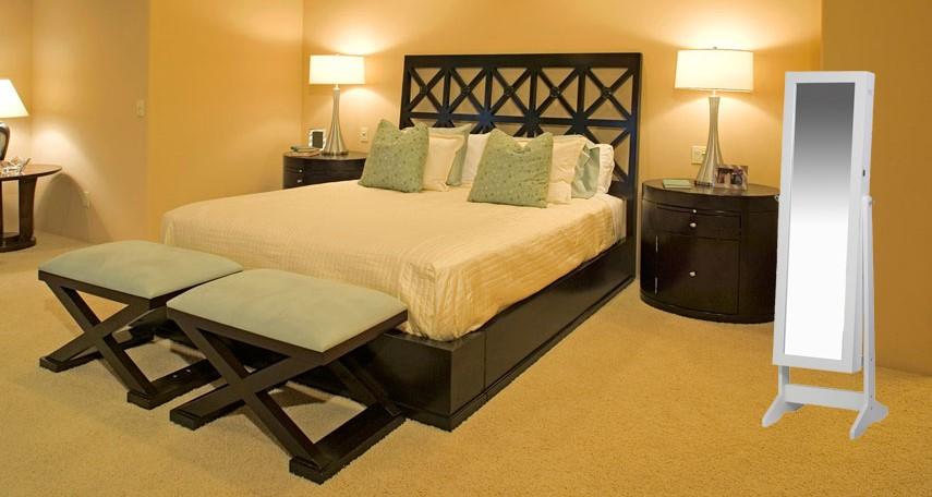 Miroir debout de plancher armoire bijoux meubles en bois id de produit 6052 - Meubles par correspondance ...