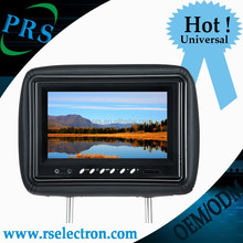 9 headrest dvd player dual monitors, car headrest dvd player 9 inch