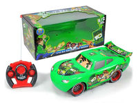 Super 4-ch rc car toy ben10 high quality for sale