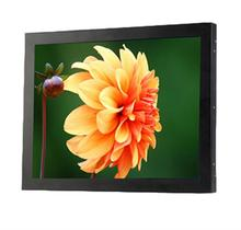 Wall mount 15 inch lcd monitor with HDM I/DVI/VGA input