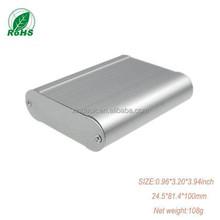 aluminum project box enclosure case,extrusion aluminum enclosure,aluminum enclosure 85*85mm