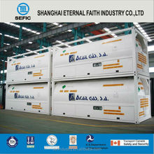 2015 SEFIC Good Quality 20.8m3 T75 Tank Container with CCS/LR Certificate