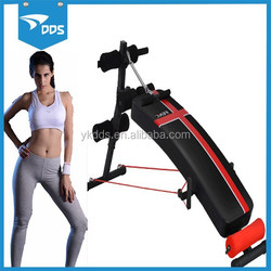 Functional used weight bench for abdominal