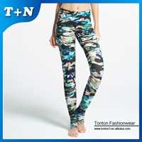 Manufacturer of sex women custom yoga pants