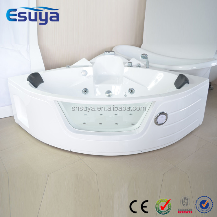 hydro jet portable bathtub whirlpool massage bathtub