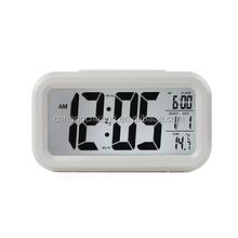 Plastic Smart clock 7 colors HC002 Nature Sounds Alarm Clock