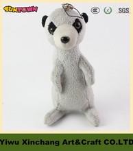 yiwu wholesale plush standing dog pug stuffed toy dogs