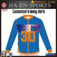 Fleece warm up training suits for team, China made high quality training uniforms for rugby basketball team