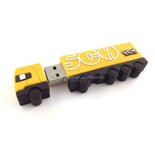 Bulk!!! gift usb flash for kids promotional vehicle usb flash drive