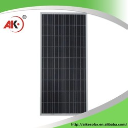 150w poly solar panel for air conditioner price mid east