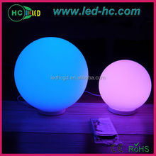 Chinese new invention 16 colors changing home decorating Romantic mood LED table lamp