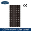 Excellent quality and resonable price solar panel 200W mono