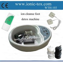 body detoxification ion cleanse machine help to live health life