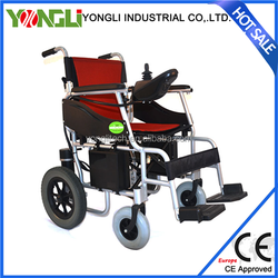 Comfortable economic electric wheelchair motor 12v for disabled