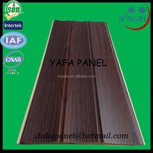 Decorative PVC ceiling panels PVC ceilings PVC Panels Haining Yafa PVC ceiling panel PVC ceiling panel factory