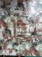 camouflage ppgi prepainted galvanized metal flat sheet