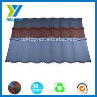 Al-zinc coat stone coated roof decoration