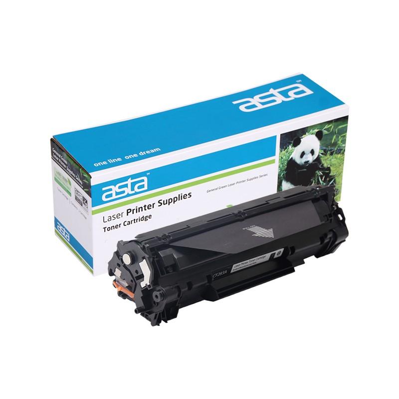 Hp cf283a için lazer toner cartidge 83a