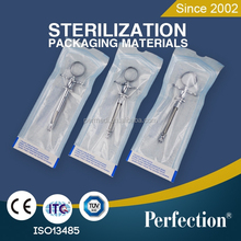 hospital surgery medical-grade self-sealing pouces
