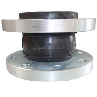oil resistant NBR rubber expansion joint pipe
