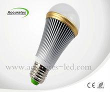 High power and high brightness 7W led bulb light
