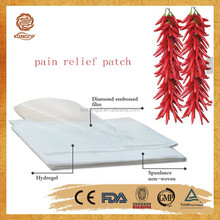 2015 chian supply Magnetic Herbs Pain Relieve Patch for Rheumatic Arthritis plaster /patch