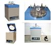 quartz vertical vacuum crucibles melting furnace up to 1200c