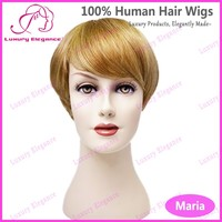 Americas Top Choices Of Wigs 27 / 613 Blond Short Wig For White Women