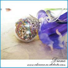Wholesale Any size any shape iridescent glass ball