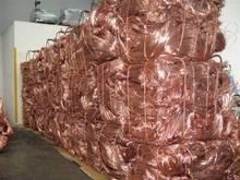 High Purity Copper wire scrap 99.99/mill berry copper scrap for sale