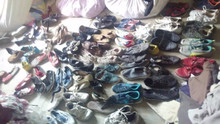 hot sale women/men/children used quality used shoe