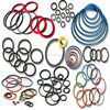 Silicone Rubber Gasket for Glass