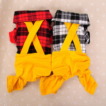 Fashion design for spring and autumn dog clohes,Corduroy clothes of dog,wholesale dog clothes