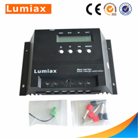 12V 24V 20a 30a 40a pwm solar controller