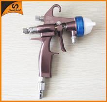 97 Nano cromo PE plata cabeza singular terminal-agua pistola rociadora pintura