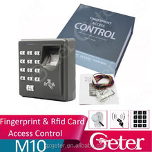 on sale Biometric finger access control/door lock system with large door bell function