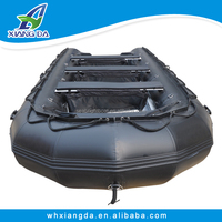 China Factory 8m-9m PVC Racing Inflatable Boat