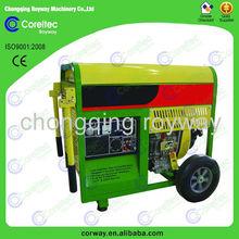air cooled open type portable diesel generator/powerful marine diesel dc generator