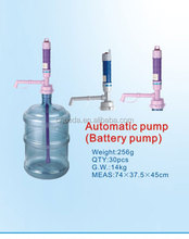 water pumps model for mini battery powered air pump
