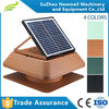 factory supply high efficiency 14inch 15w solar vent solar panel for sale