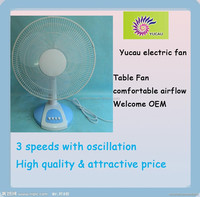best selling products electric table fan 16 inch with best price
